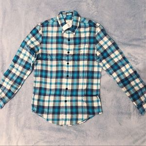 NWT Men's American Eagle Extra Soft Plaid Flannel
